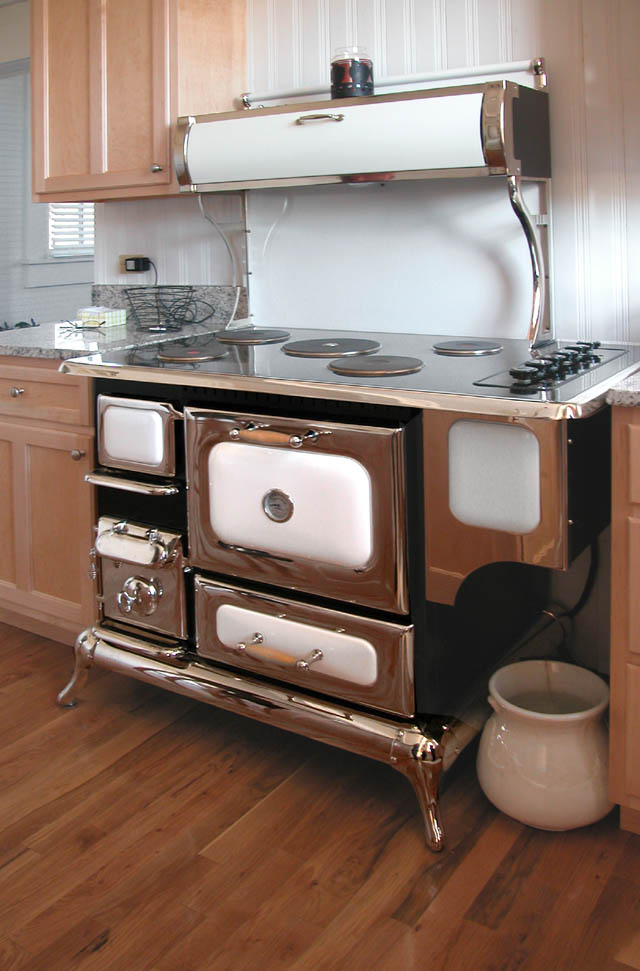 Wood Burning Kitchen Stove WB Designs - Wood Burning Kitchen Stove WB Designs