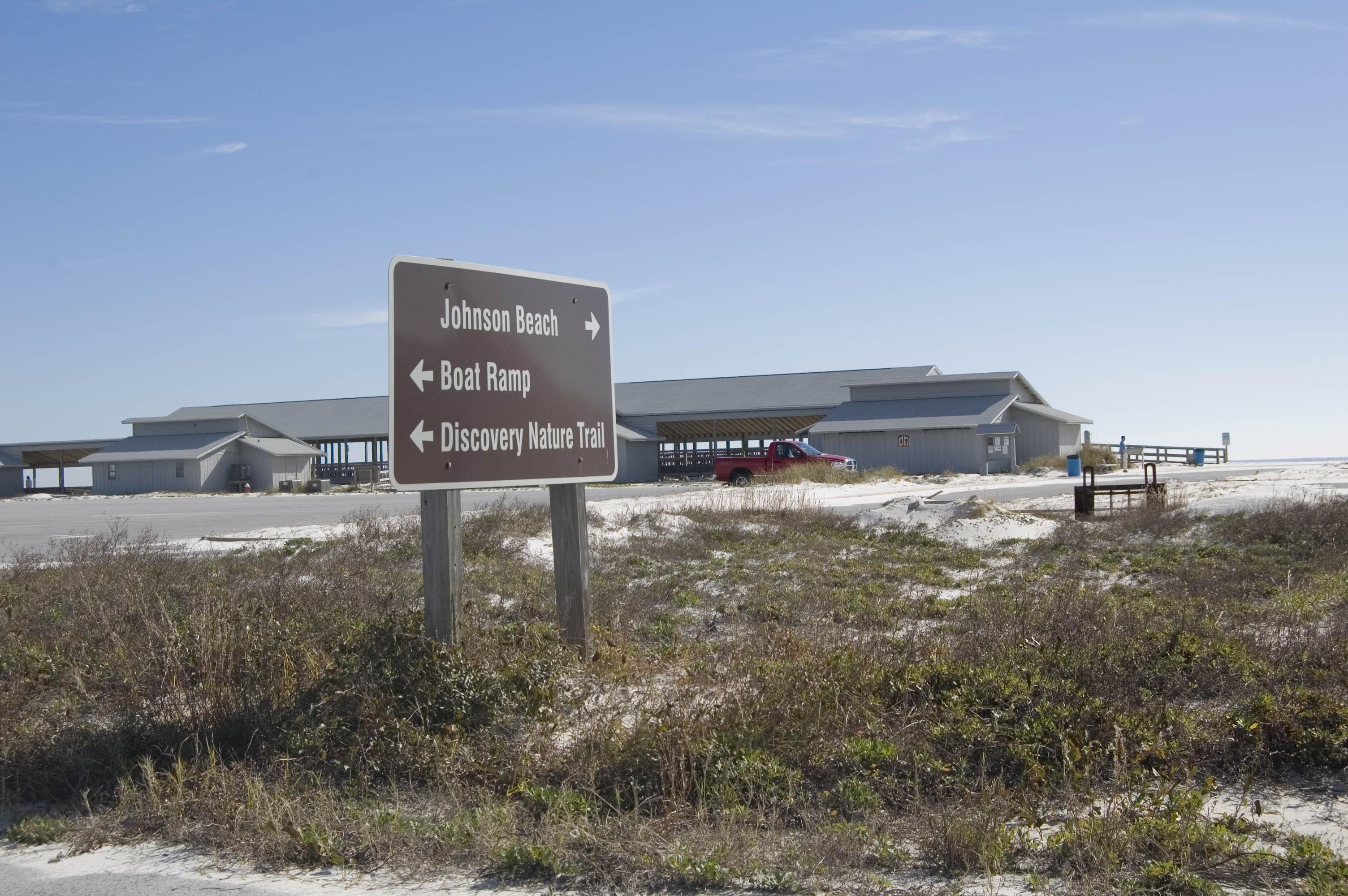 Gulf Islands National Seashore Florida Pensacola Beach