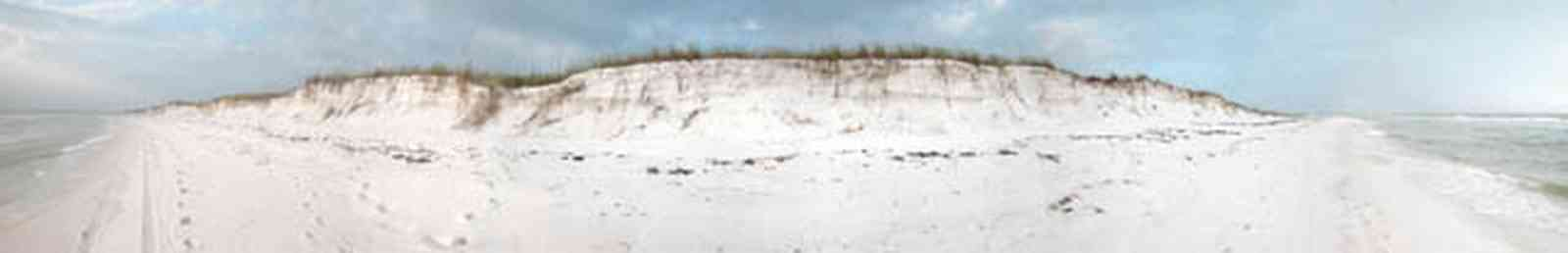 Gulf-Islands-National-Seashore:-Fort-Pickens:-Dunes_13-.jpg:  dunes, beachfront, sand, surf, waves, island