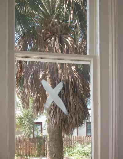 North-Hill:-200-West-Jackson-Street_09.jpg:  palm tree, bay window, picket fence,  casement window, one-over-one window, victorian house