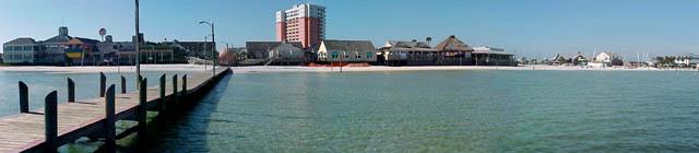 pensacola beach boardwalk bars