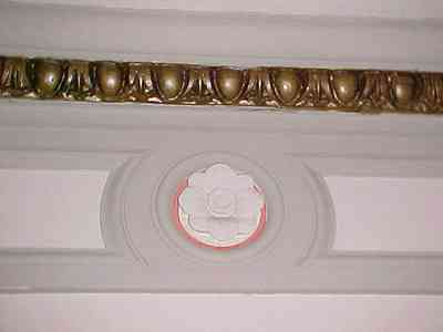 Pensacola:-Palafox-Historic-District:-Saenger-Theatre_11b.jpg:  movie theatre, rosette, trim, spanish revival architecture