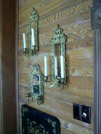 Pensacola:-Seville-Historic-District:-433-East-Zaragoza-Street_34a.jpg:  mirror sconces, game table, victorian house