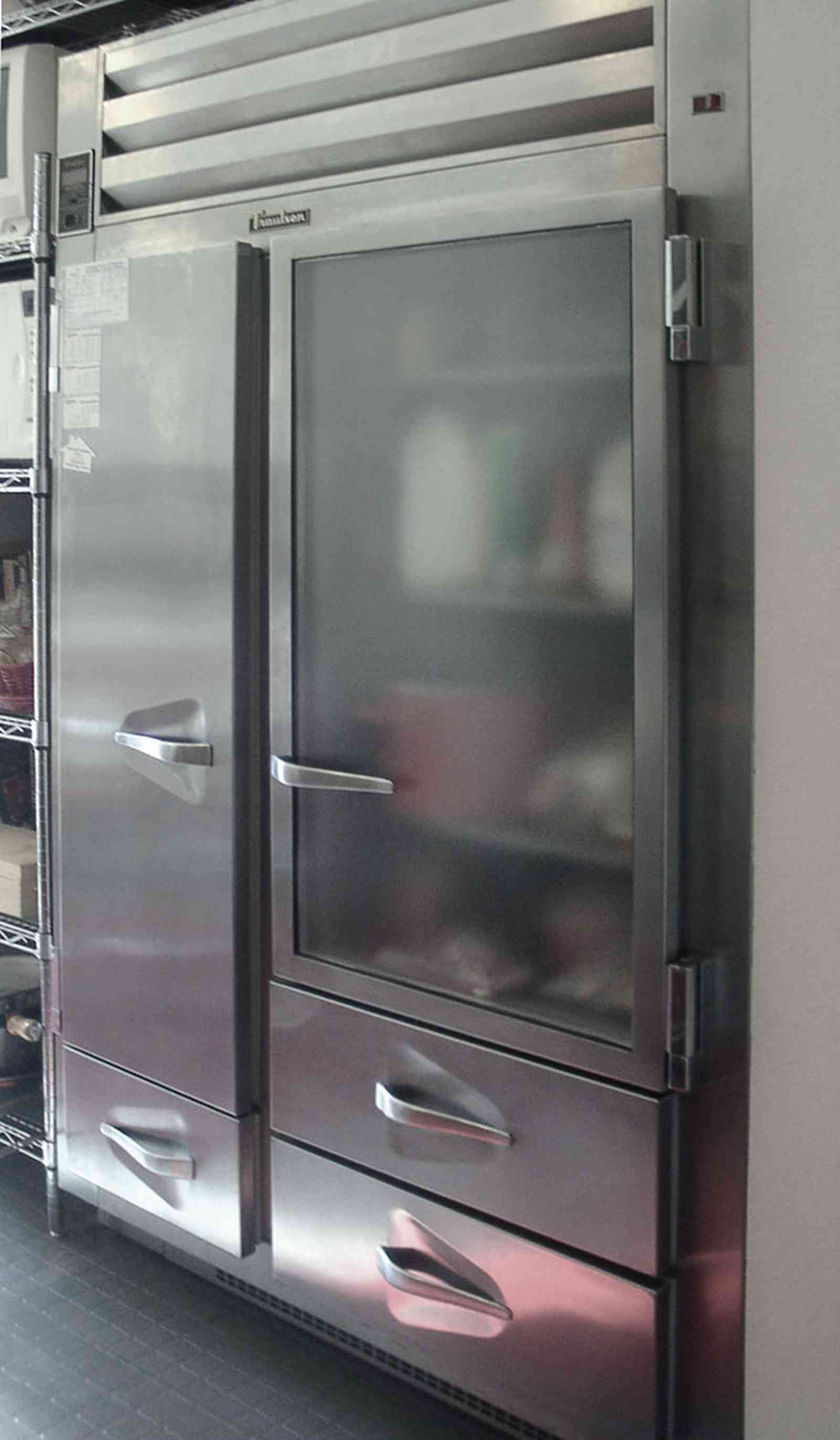 Pensacola:-Seville-Historic-District:-529-East-Government-Street_20b.jpg:  commercial refrigerator, kitchen