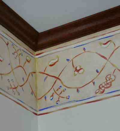 Pensacola:-Seville-Historic-District:-BW-Properties_19.jpg:  kitchen border, painting, folk victorian home