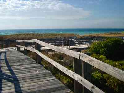 Perdido-Key:-State-Recreation-Area-2_05.jpg:  boardwalk, beach, gulf of mexico, emerald water, dunes, sea oats,