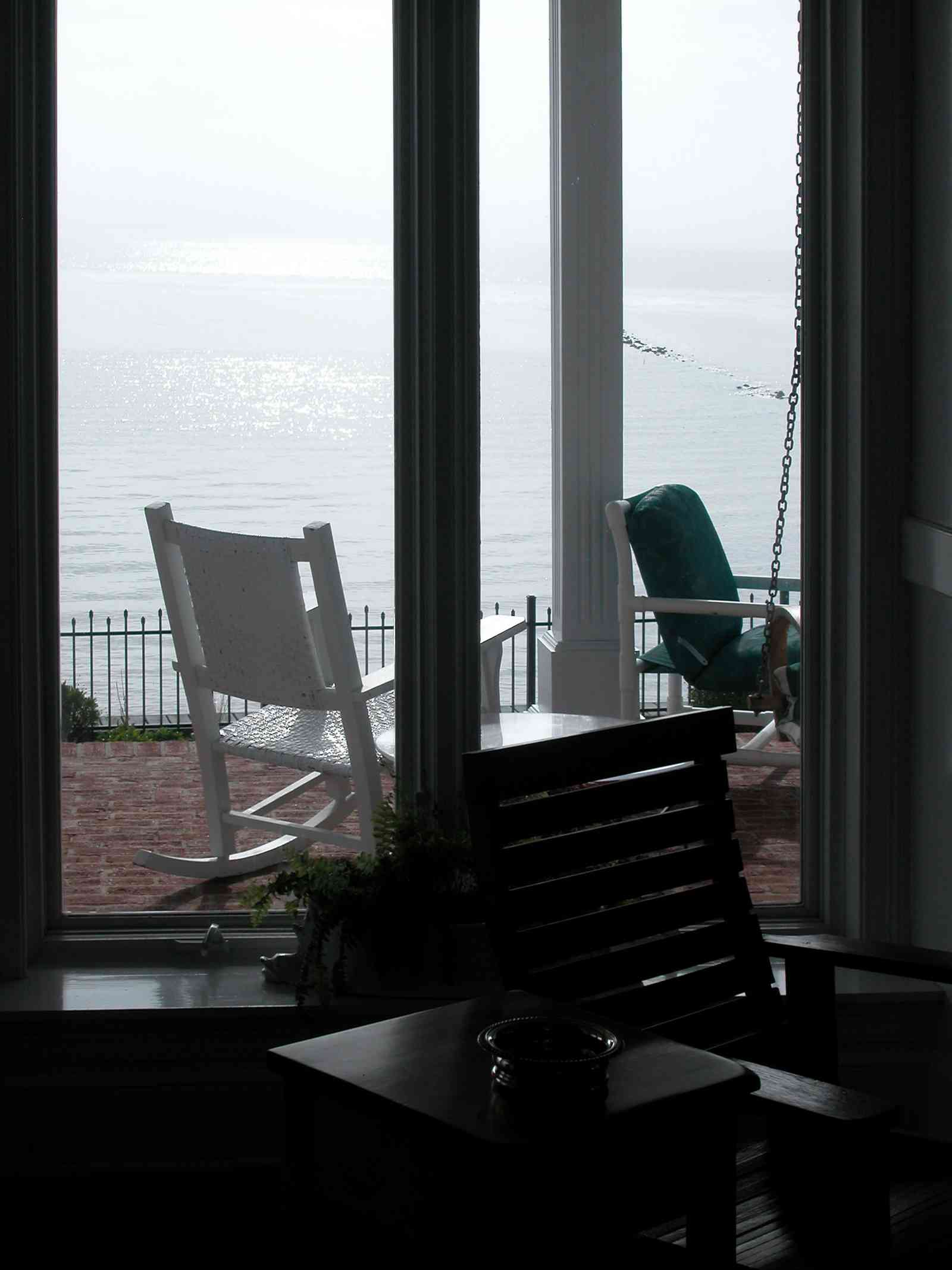 Sanders-Beach-585-Windrose_08+WEB.jpg:  rocking chair, porch, view, bay