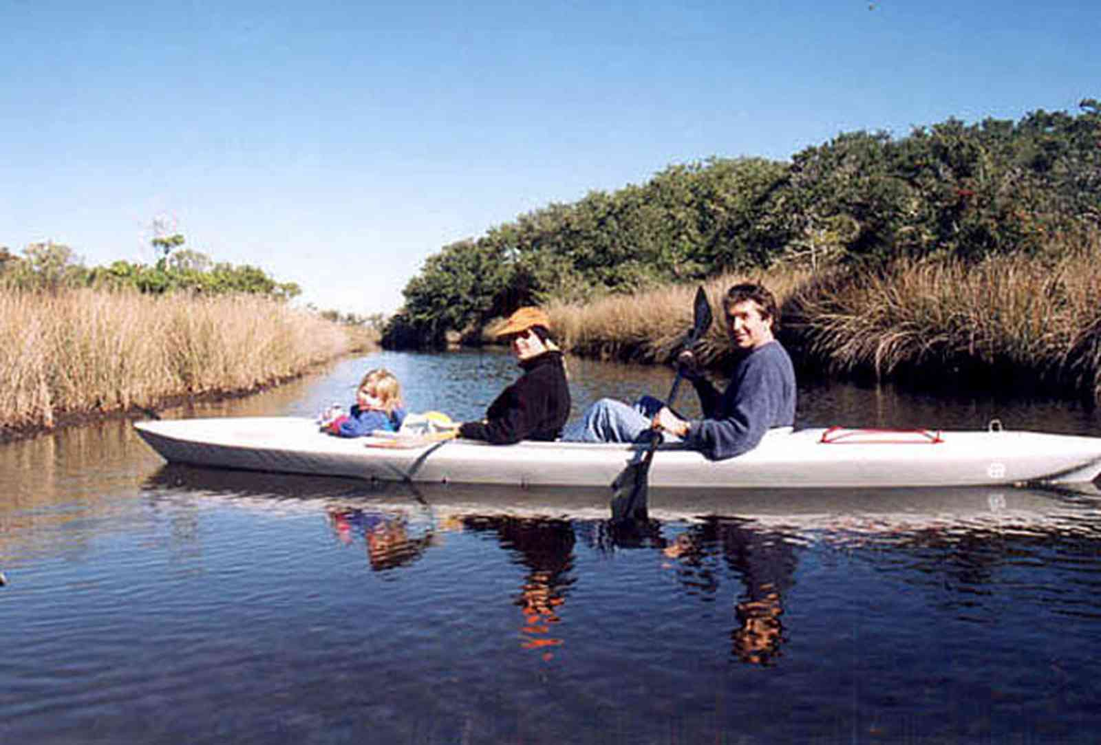 Blackwater-River-State-Park:-Blackwater-River_02.jpg:  gulf coast, canoe, kayak, stream, river, water, boat