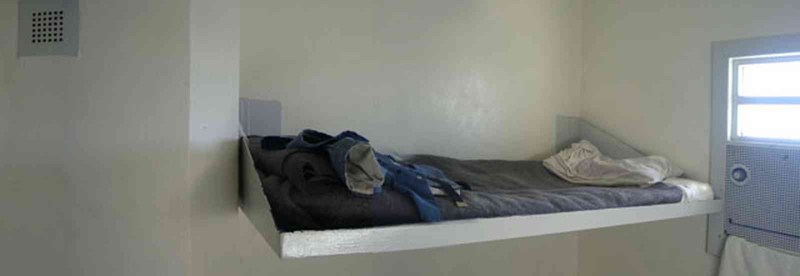Century:-Prison_29.jpg:  prison cell, bunk, housing units, compound, security, century