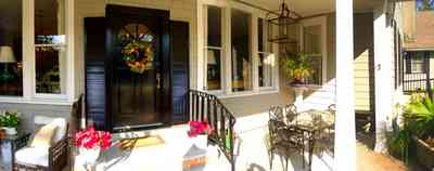 East-Hill:-McAlpin-Shop_05.jpg:  porch, traditional style, colonial style home, shutters,