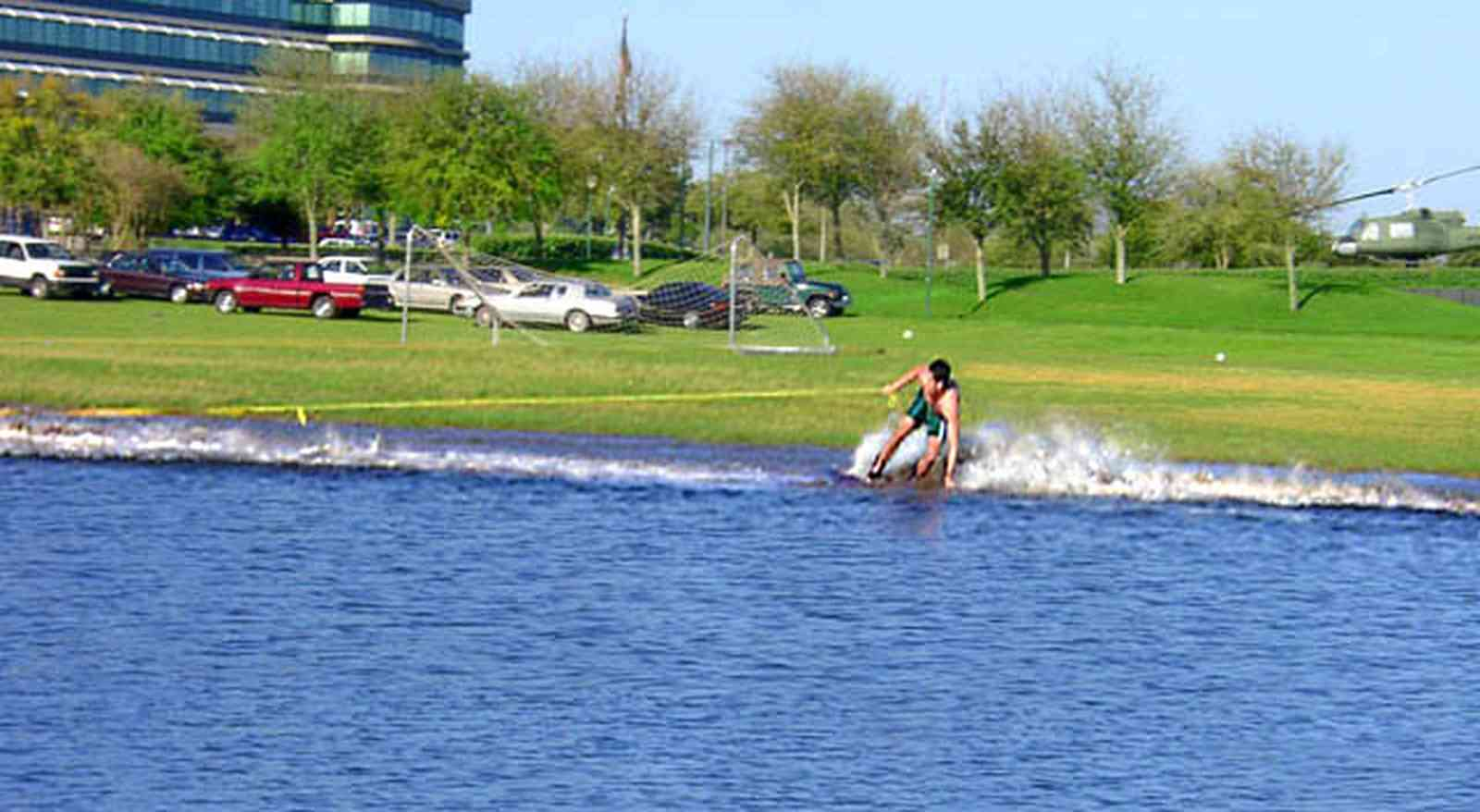 Gateway-District:-Admiral-Mason-Park_02.jpg:  lake, park, gulf power, skiing