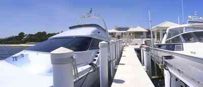 Gulf-Breeze:-Levin-House_07.jpg:  yacht, dock, pier, roy jones, fred levin, music video, boxing