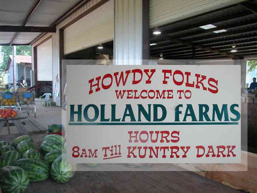Hollandtown:-Holland-Farm:-Sales_00.jpg:  farm, barn, produce sales, truck farm, watermelons,