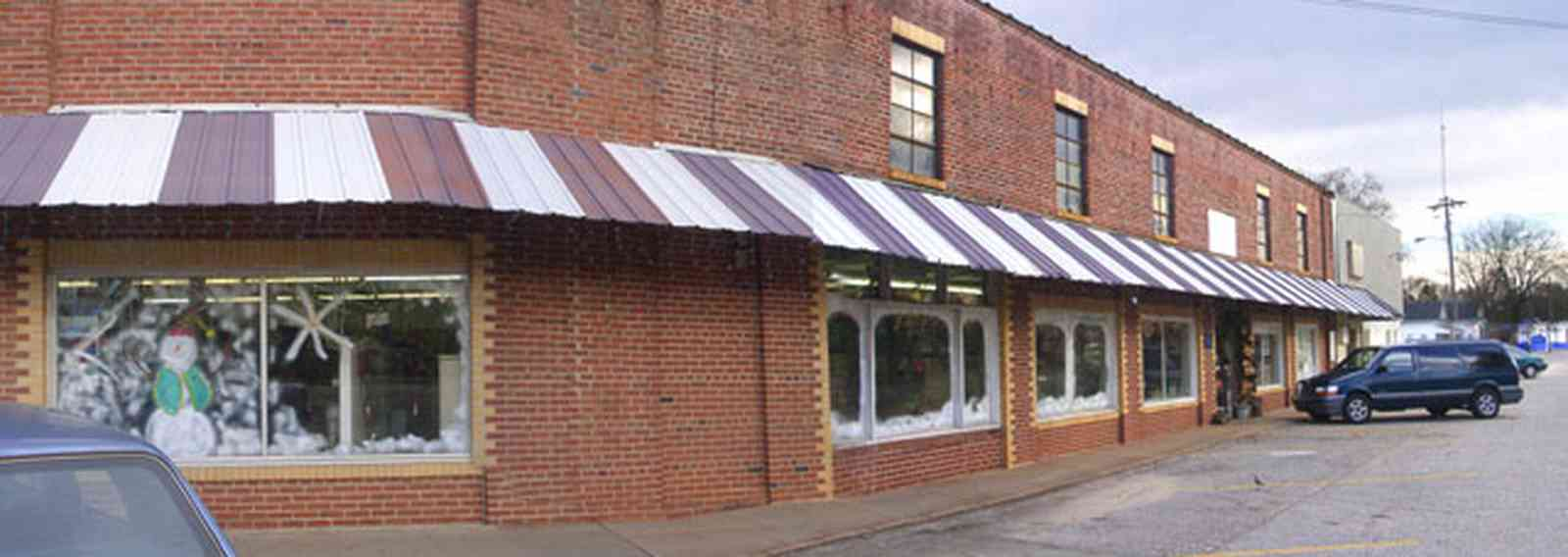 Jay:-Downtown_01.jpg:  brick facade, farming, awning
