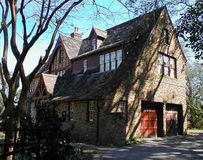 North-Hill:-1125-Spring-Street_03.jpg:  north hill preservation district, brick home, tudor style architecture, spring street