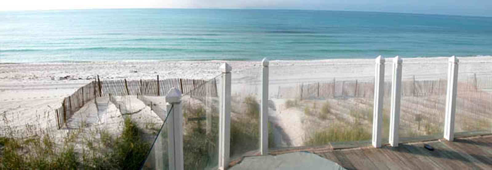 Pensacola-Beach:-Ariola-Drive-Art-Deco-House_06.jpg:  sand, crystal sand, white sand, sugar sand, sea oats, bauhaus architectural style, palm trees, dune restoration, beachfront property