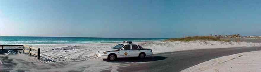 Pensacola-Beach:-East-Park_01.jpg:  gulf of mexico, escambia county park, dunes, emerald water, park