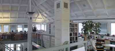 Pensacola:-Downtown:-Quina,-Grundhoefer,-Royal-Architects_12.jpg:  architect, office space, loft, arch, column