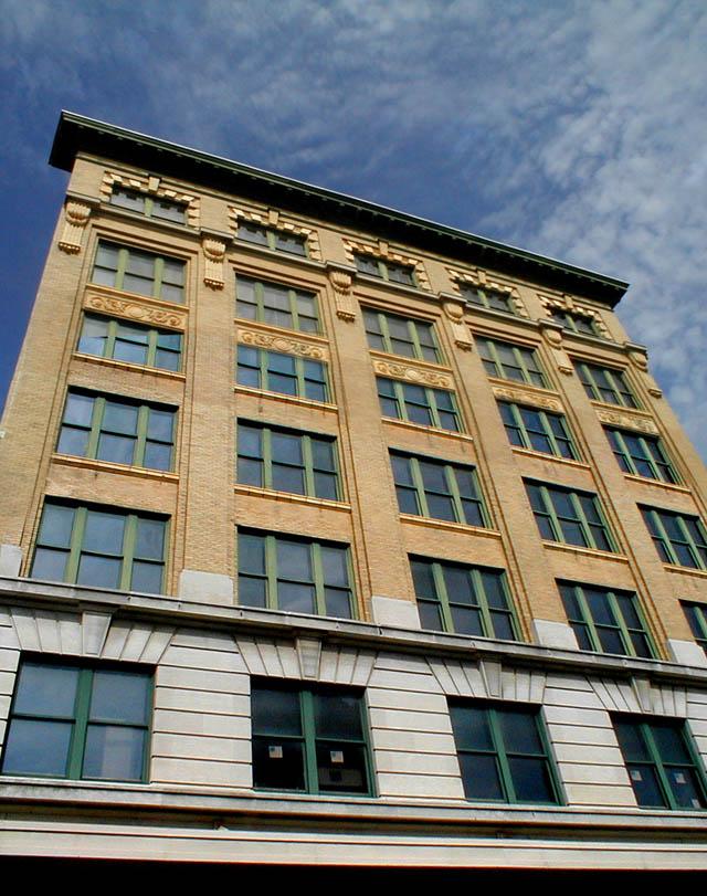 Pensacola Palafox Historic District Blount Building 02b