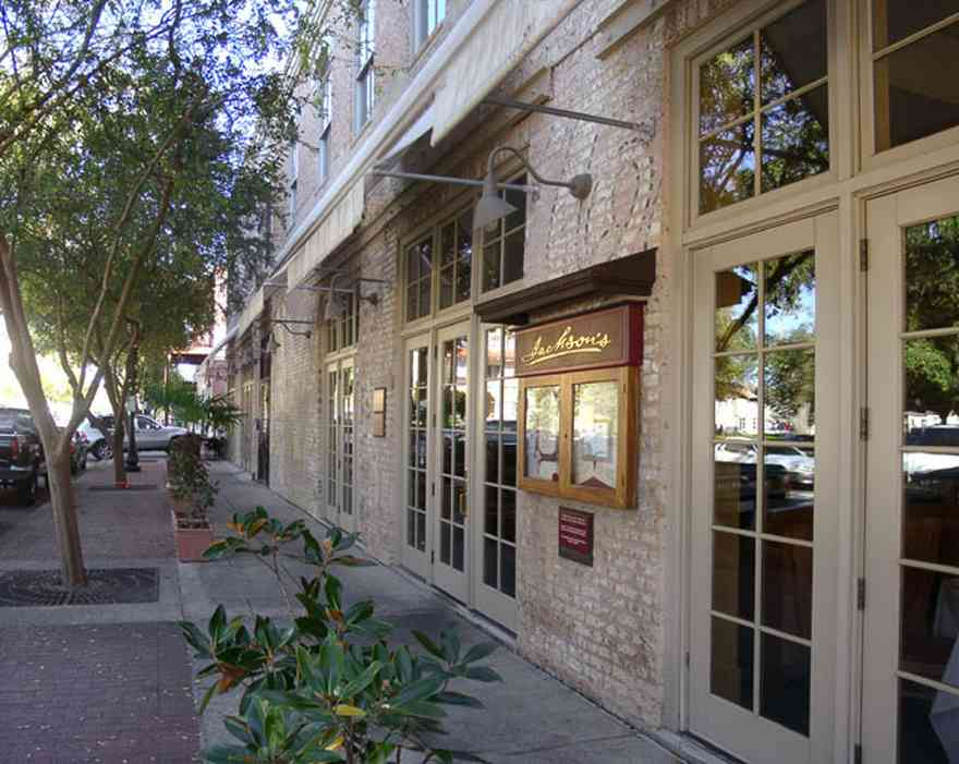 Pensacola:-Palafox-Historic-District:-Jacksons-Restaurant_02.jpg:  nouvelle cuisine, restaurant