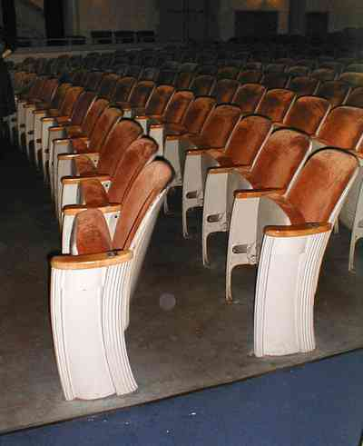Pensacola:-Palafox-Historic-District:-Saenger-Theatre_05a.jpg:  movie theatre, movie seats, art deco, velvet seats