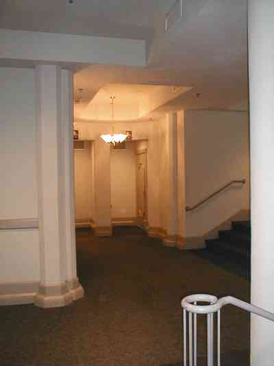 Pensacola:-Palafox-Historic-District:-Saenger-Theatre_08.jpg:  second floor balcony, movie theatre, movie house, spanish revival architecture