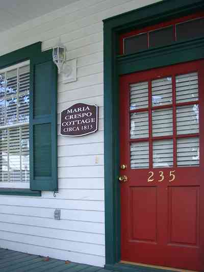 Pensacola:-Seville-Historic-District:-235-East-Intendencia-Street_02.jpg:  creole cottage