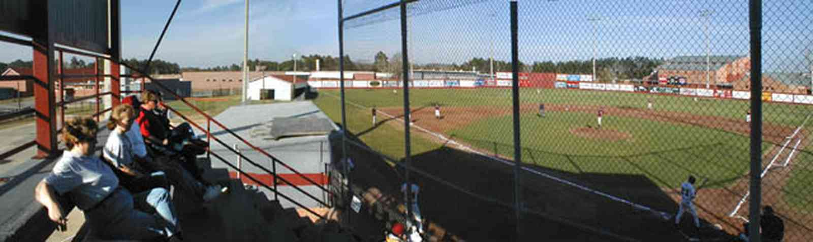 Pensacola:-Tate-High-School_07.jpg:  baseball stadium, baseball field, audience, escambia county, gonzales