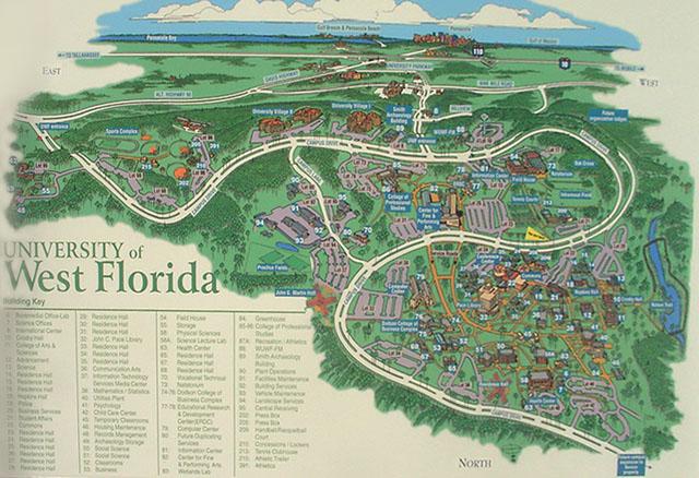 Image result for University of West Florida