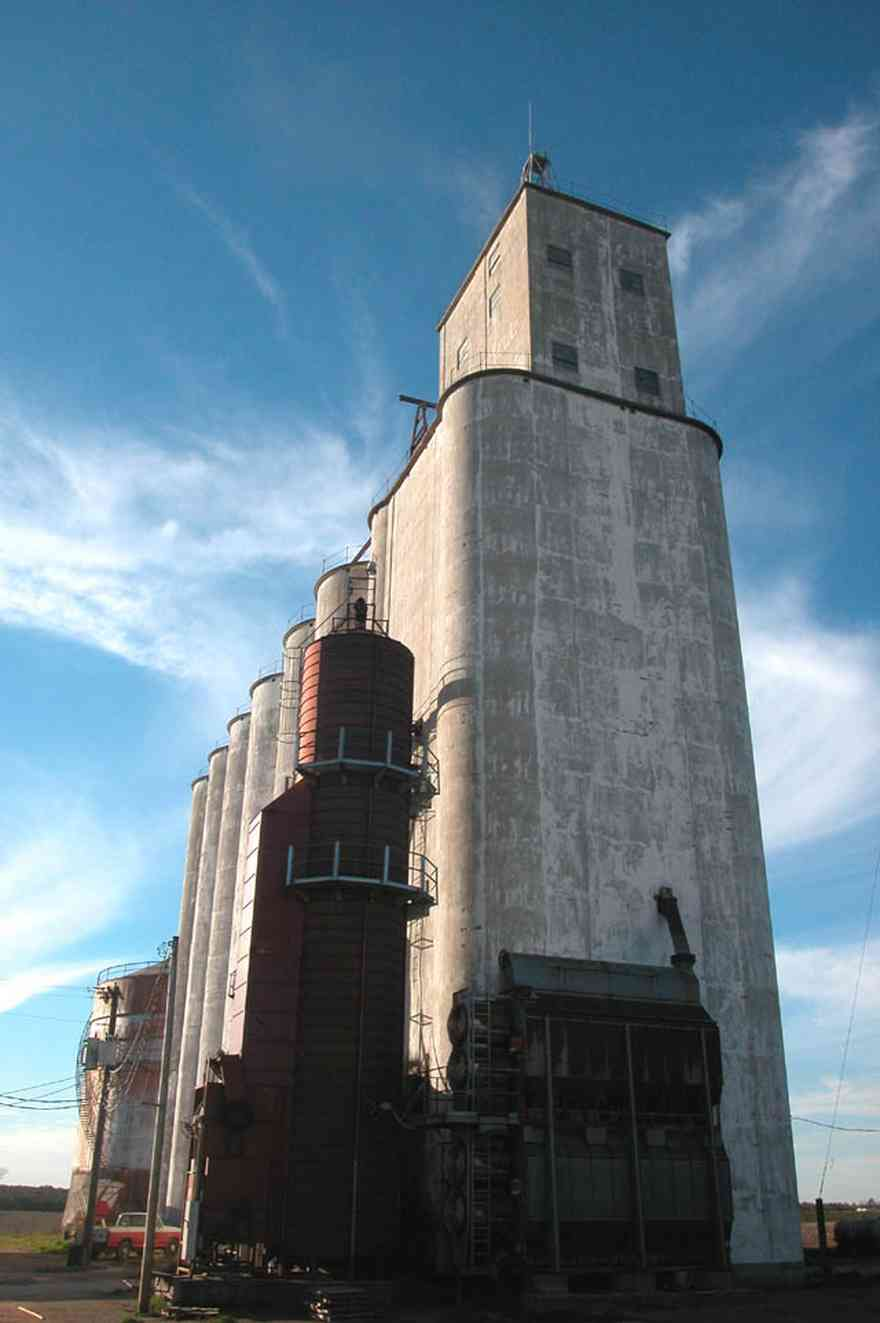 Walnut-Hill:-Escambia-Grain-Corp_04.jpg:  grain elevator, corn, wheat, soybeans, fertilizer, storage bins, agricultural sales